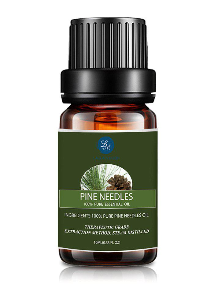 10ml Premium Therapeutic Pine Needles Aromatherapy Essential Oil, Blackish green