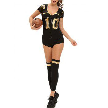 Football Halloween Costume Outfit - S S