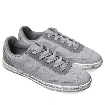 Tie Up Low Top  Casual Shoes