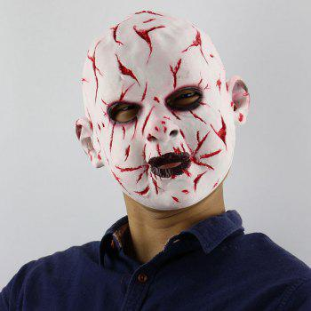 Halloween Blood Face Phantom Head Mask