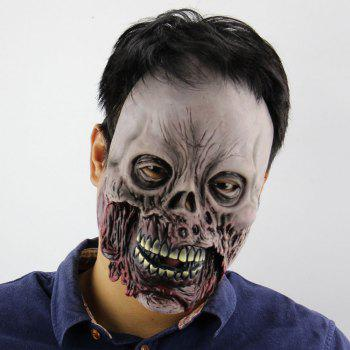 Halloween Decoration  Zombie Printed Mask