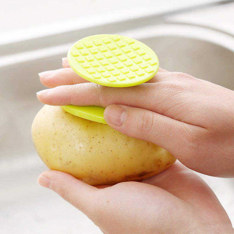Multifunction Easy Cleaning Tool Vegetable Brush Potato Scrubber