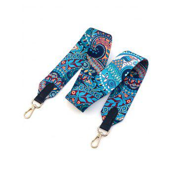 Bohemia Printed Wide Bag Strap -  COLORMIX