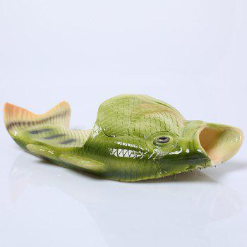 Fish Shaped Plastic Slippers - SIZE(41-42) SIZE(41-42)