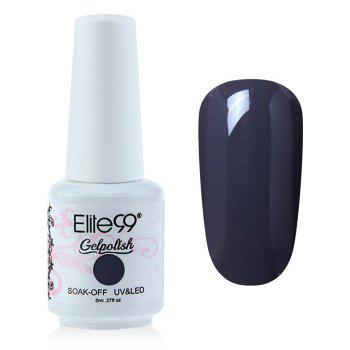 Elite99 6Pcs Polish UV LED Soak Off Gel Nail Kit -