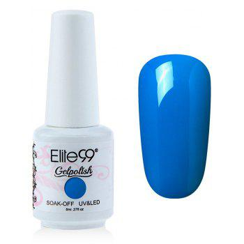 Elite99 6 Colors UV LED Soak-off Gel Nail Art Manicure Set -