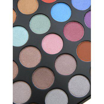 35 Nature Colors Matte Eyeshadow Palette -