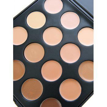 6 Colours Facial Concealer Palette -