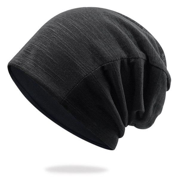 Cotton Yarn Blending Beanie Hat brushed cotton twill ivy hat flat cap by decky brown