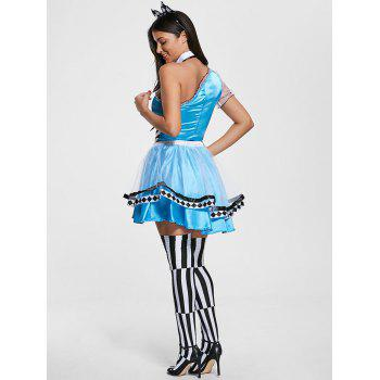 Character Cosplay Costumes - BLUE ONE SIZE
