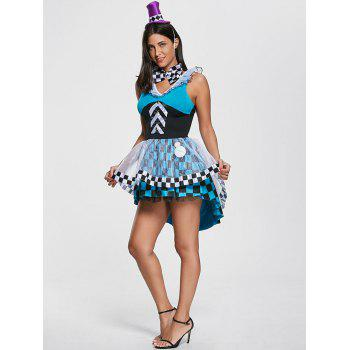 Ball Gown Fairy Cosplay Costume - COLORMIX ONE SIZE