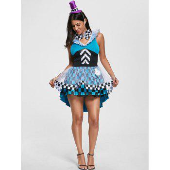 Costume de cosplay de fée Ball Gown - multicolorcolore ONE SIZE
