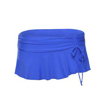 Skirted Swimming Bottom - ROYAL S