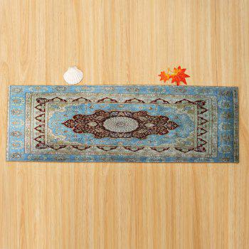 Vintage Persian Coral Fleece Floor Door Mat - COLORMIX COLORMIX