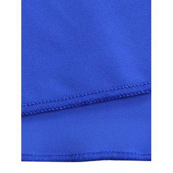 Skirted Swimming Bottom - ROYAL ROYAL