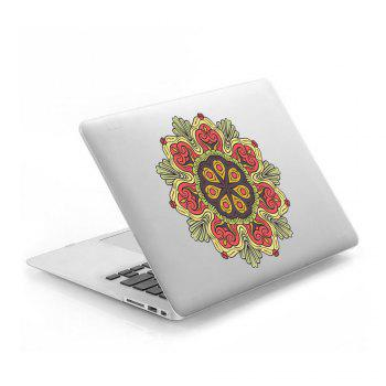 Retro Graphic Printing Protective Case for MacBook - COLORFUL FOR MACBOOK AIR 13.3 INCH (A1466/A1369)