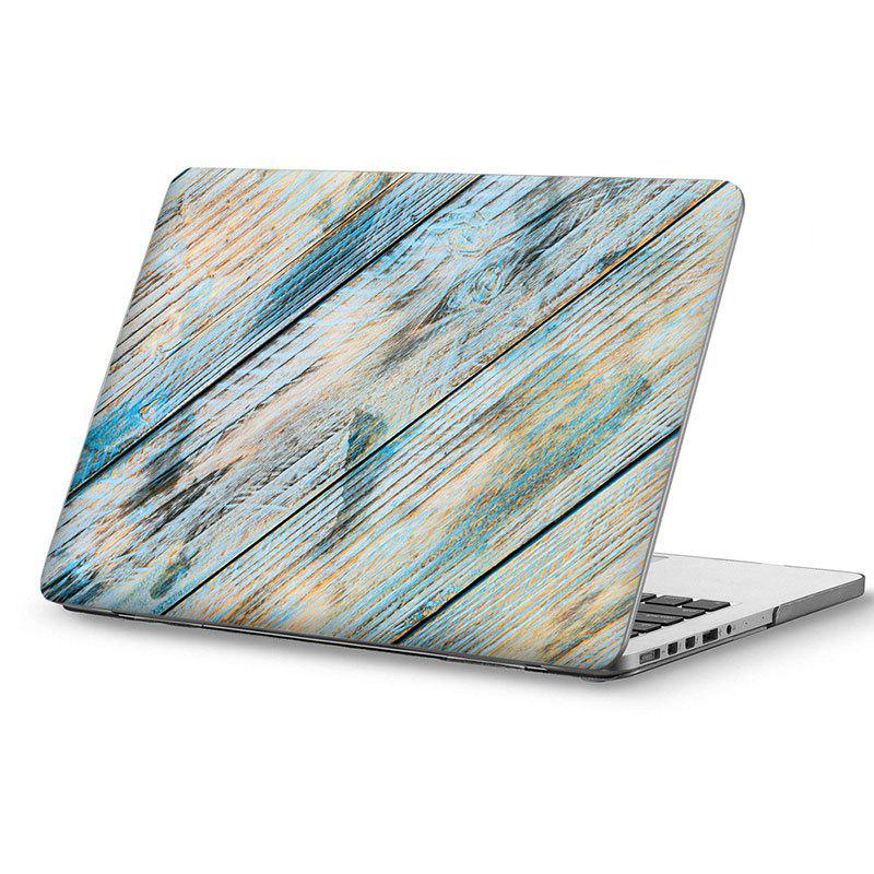 Vintage Wood Pattern Laptop Protective Case for MacBook - WOOD FOR MACBOOK AIR 13.3 INCH (A1466/A1369)