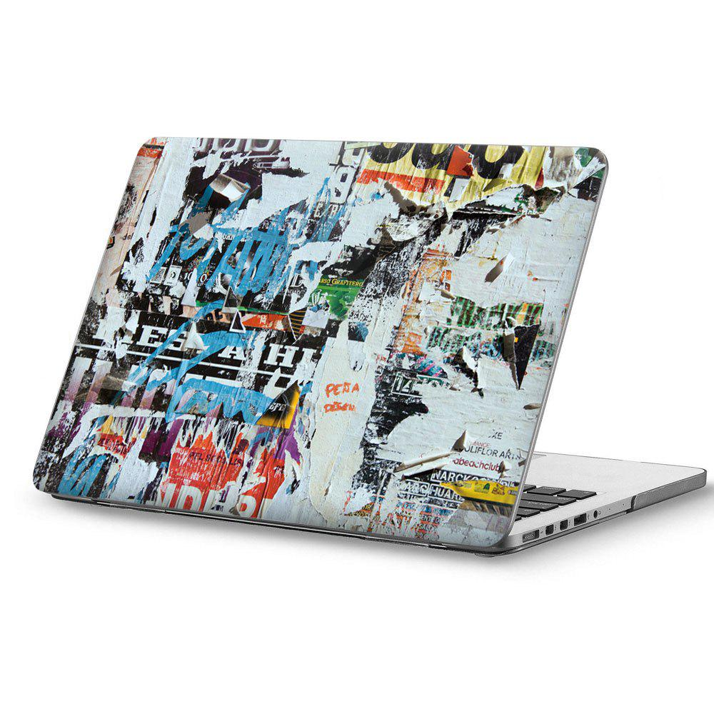Graffiti Wall Pattern Laptop Case for MacBook