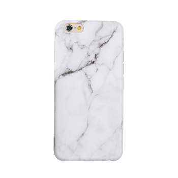 Protection Coque Iphone à Motif Marbre - Blanc FOR IPHONE 6 / 6S