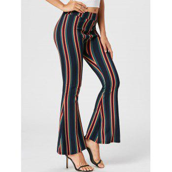"<P>Striped Flare Pants</P><I Class=""Icon Down Js Tap Up Down""></I> by Dress Lily"