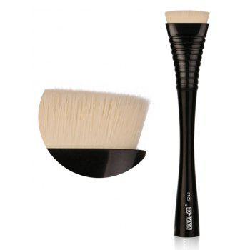 1 Piece Makeup Blush Brush - BLACK