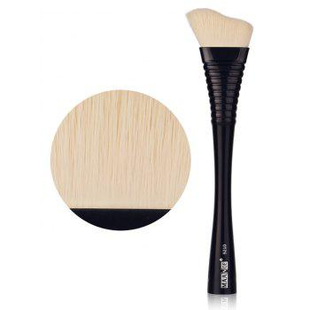 1 Piece Makeup Irregular Fluffy Blush Brush - DEEP BLUE