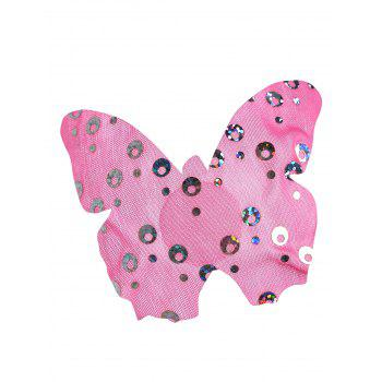 Butterfly Shape Nipple Stickers - ONE SIZE ONE SIZE
