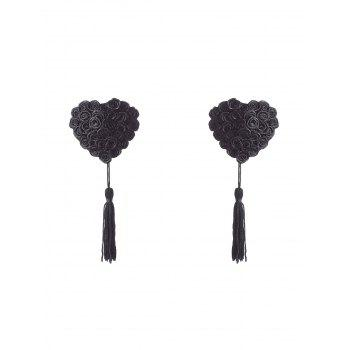 Applique Tassel Nipple Covers