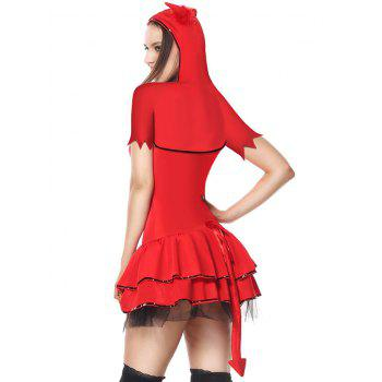 Devil Cosplay Costume - ONE SIZE ONE SIZE