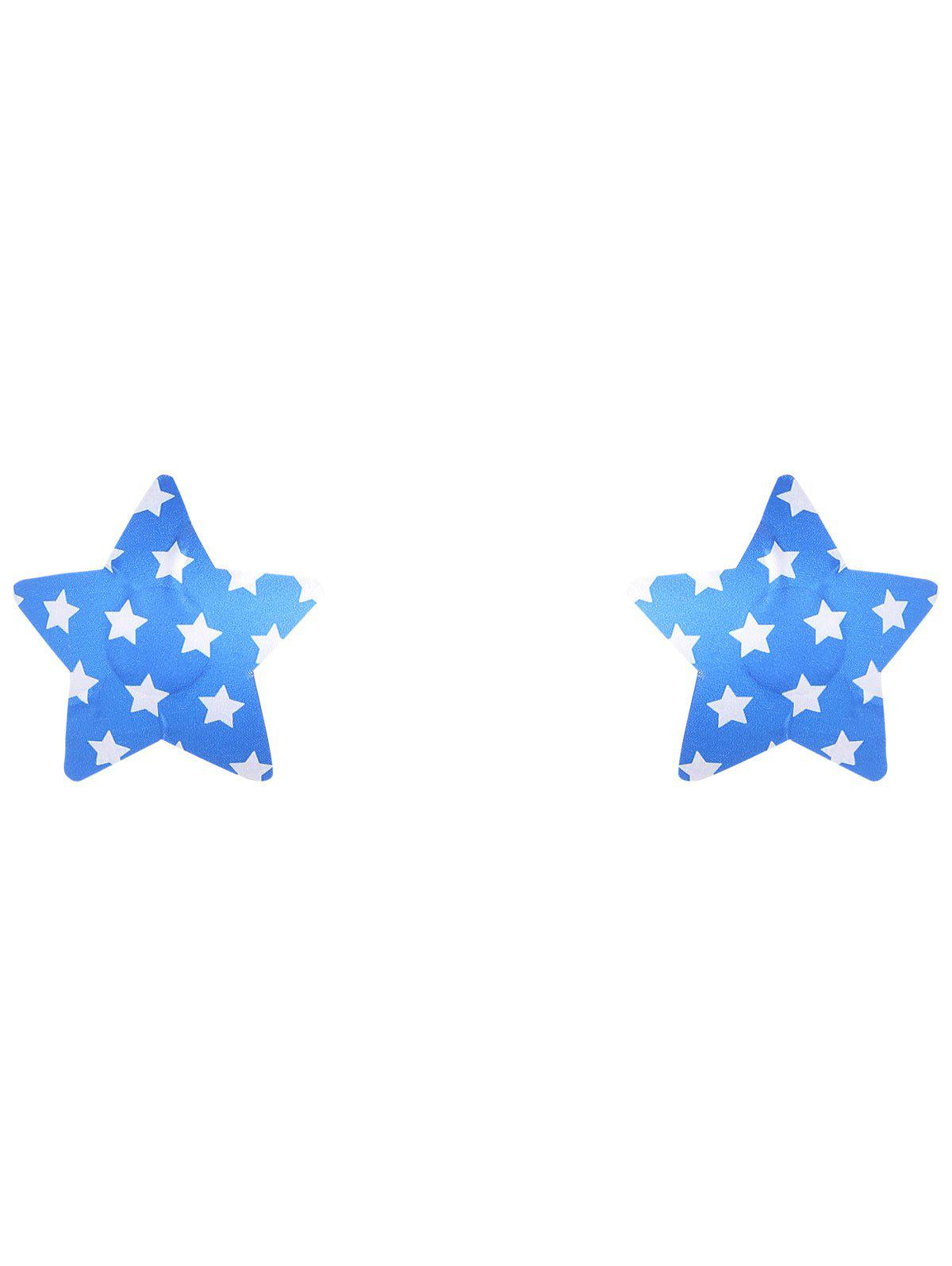 Adhesive Star Nipple Sticker - ROYAL ONE SIZE