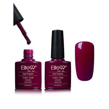 Elite99 Soak Off UV Shellac Gel Nail Polish - #02