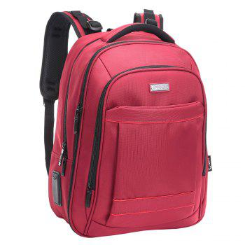 Multifunctional Padded Strap Laptop Backpack - VERTICAL VERTICAL