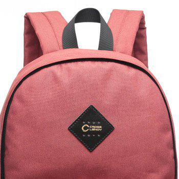 3 Pieces Backpack Set - RED VERTICAL