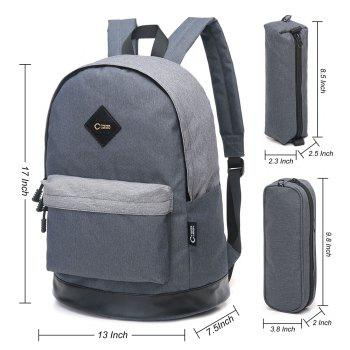 3 Pieces Backpack Set - VERTICAL VERTICAL