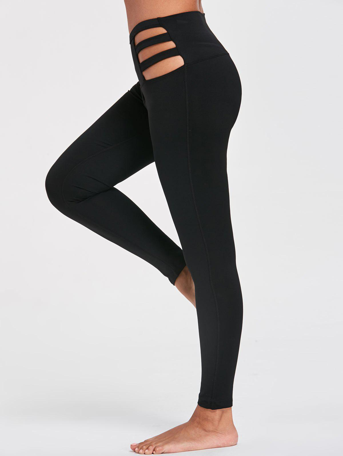 Leggings coulissants - Noir M