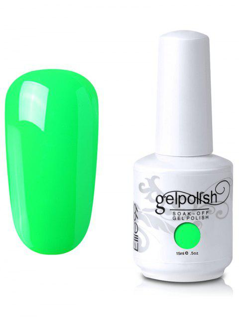 Elite99 UV LED Vernis à Ongle Gel Faire Tremper Séries Jaune et Verte - 03