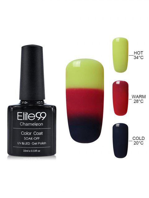 10ML Elite99 Chameleon Temperature Color Changing Gel Nail Polish - 11