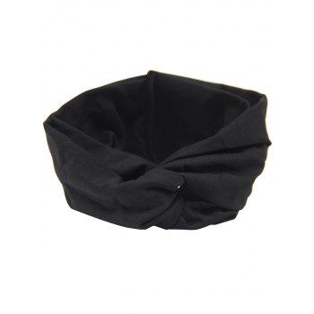 Multiuse Elastic Hair Band - BLACK BLACK