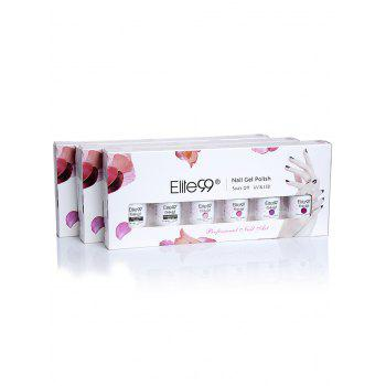 Elite99 Soak-off UV LED Gel Polish 8ml Nail Art Box Set -