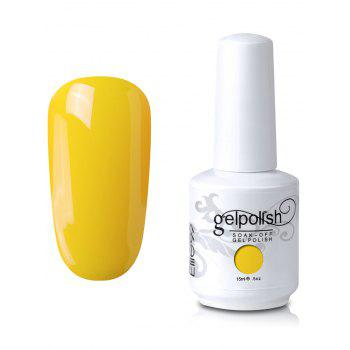 Elite99 Soak-Off UV LED Yellow Green Series Gel Nail Polish - #16