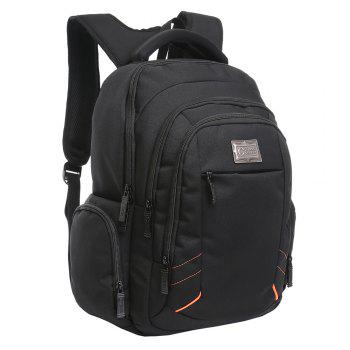 Top Handle Padded Strap Laptop Backpack - VERTICAL VERTICAL