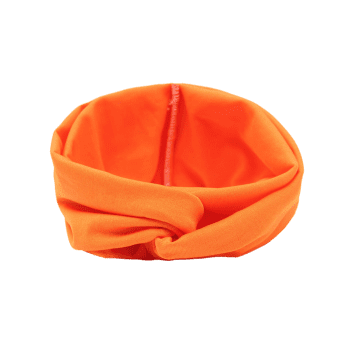 Multiuse Elastic Hair Band - ORANGE