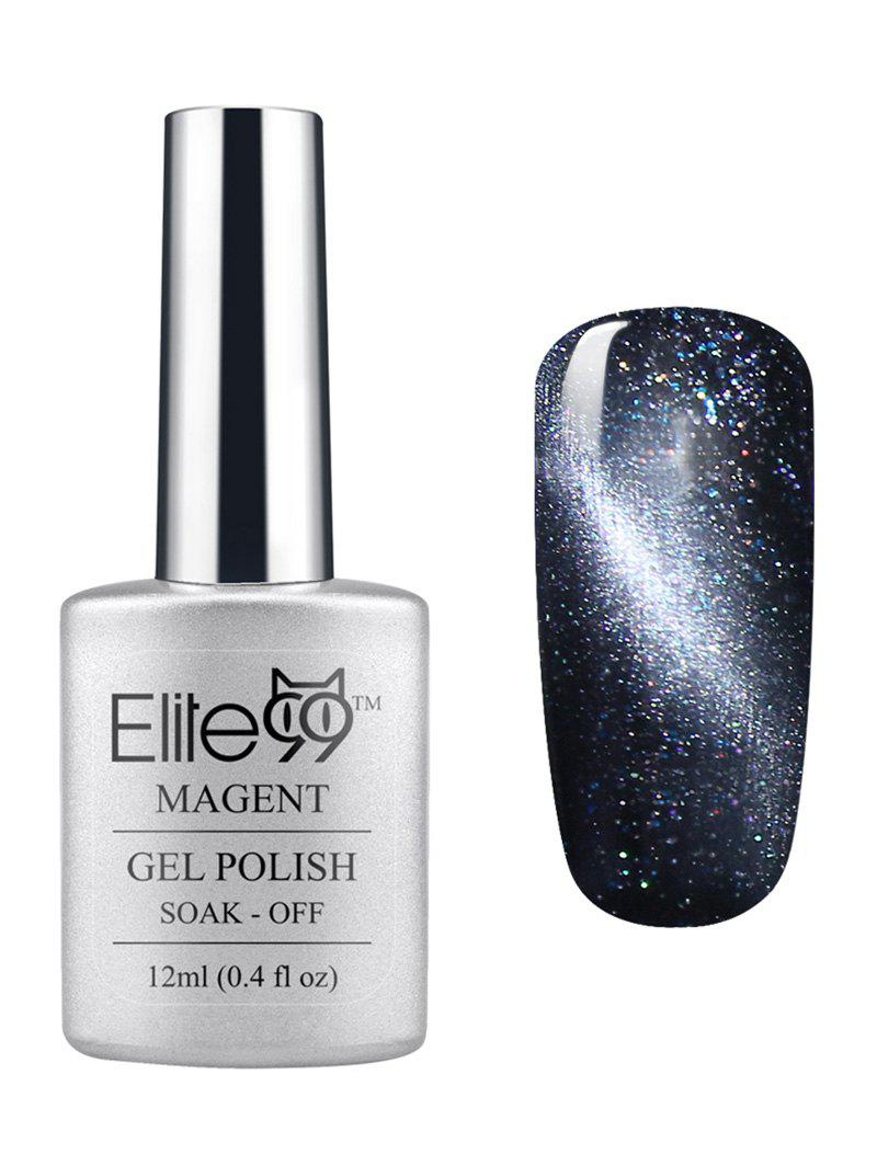 Elite99 3D Magnetic Cat Eye Gel Polish Soak Off Nail Art elite99 3d magnetic cat eye gel polish soak off nail art