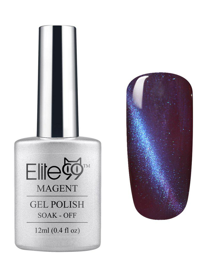 Elite99 3D Magnetic Cat Eye Gel Polish Soak Off Nail Art -