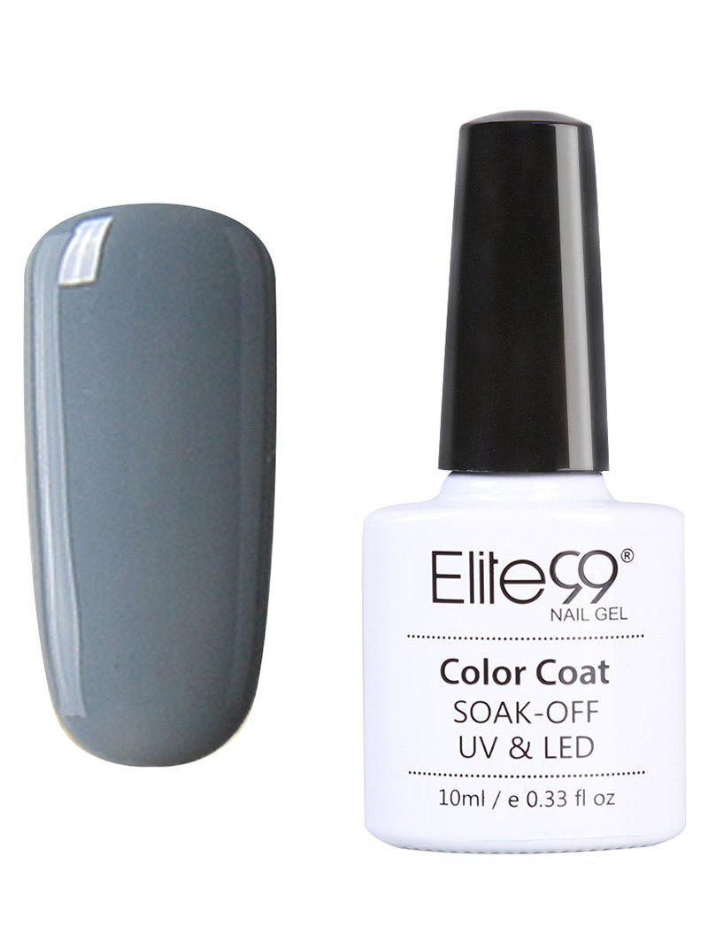 10ml Elite99 Soak Off Gel Polish UV LED Nail Art lulaa 36w uv lamp of resurrection nail gel tools and portable package five 10 ml soaked uv glue gel nail polish