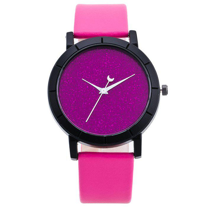 Glitter Powder Face Minimalist Watch - TUTTI FRUTTI