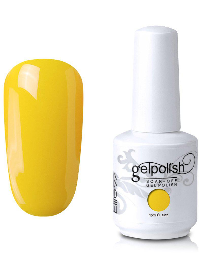 Elite99 UV LED Vernis à Ongle Gel Faire Tremper Séries Jaune et Verte -