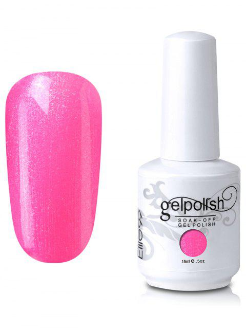15ml Elite99 Soak-Off UV LED Gel Polish Nail Art Glitter Clear - 11
