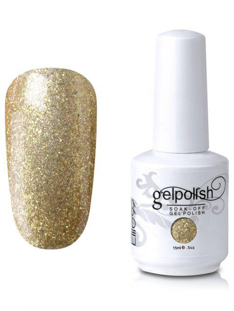 15ml Soak-off UV LED Glitter Gel Polish Lacquer Elite99 Nail Art - 10