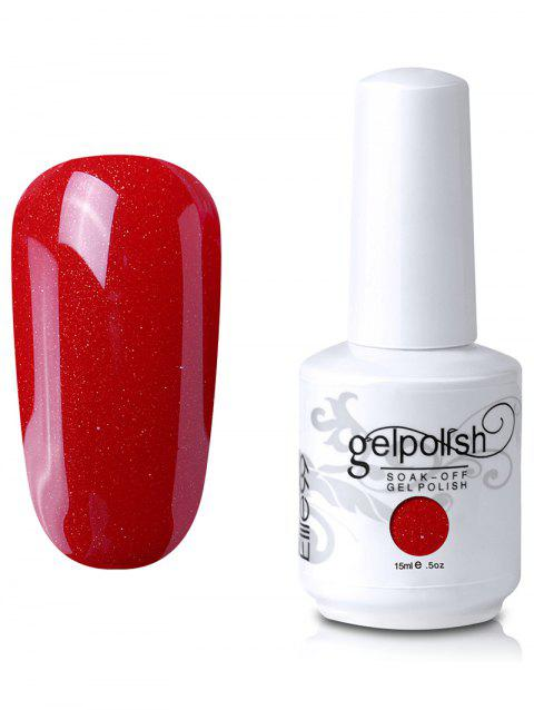 15ml Elite99 Soak Off UV LED Multi-color Gel Polish Nail Art Glitter Clear - 14